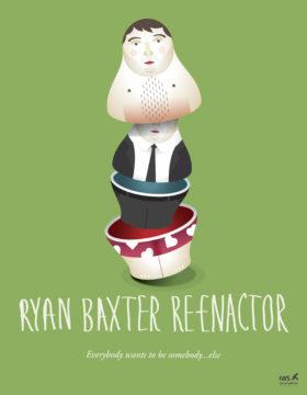 Ryan Baxter Re-Enactor