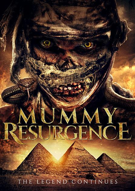 The Film Catalogue | Mummy Resurgence