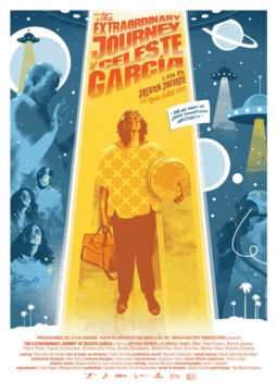 The Extraordinary Journey of Celeste Garcia