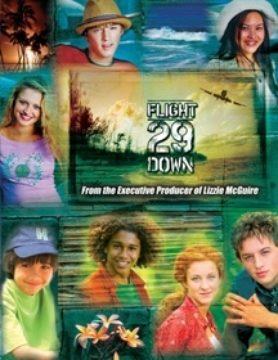 Flight 29 Down - TV Series