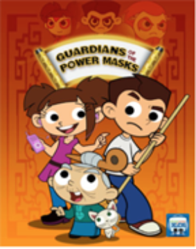 Guardians of the Power Mask-Children's TV Series