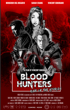 Blood Hunters: Rise of The Hybrids
