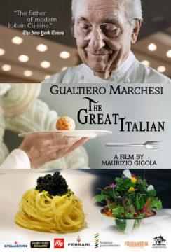 Gualtiero Marchesi: The Great  Italian
