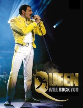 Queen: Will Rock You