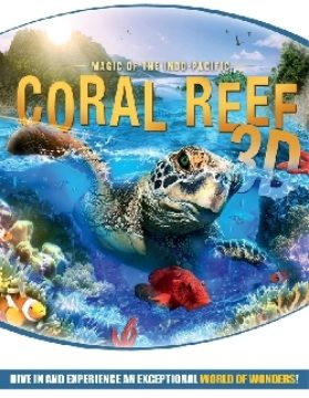 Coral Reef 3D: Magic of the Indo Pacific