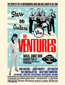 The Ventures: Stars on Guitars