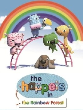 The Happets in the Rainbow Forest