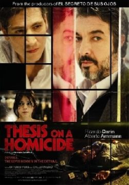 Thesis on a homicide