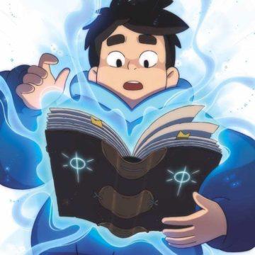 Nahuel & The Magic Book
