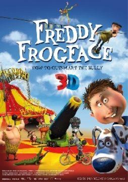 3D: Freddy Frogface