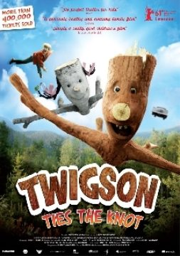 Twigson Ties The Knot