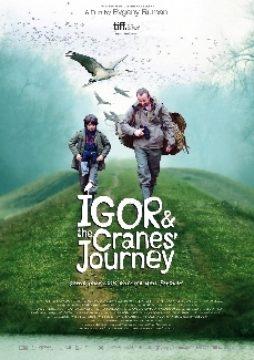 Igor and the Cranes Journey