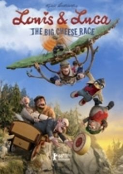 Louis & Luca - The Big Cheese Race