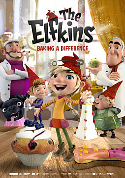The Elfkins – Baking a Difference