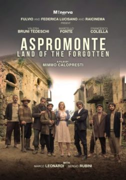 ASPROMONTE. LAND OF THE FORGOTTEN