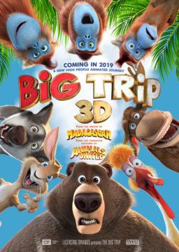 The Big Trip 3D