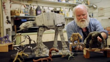 Phil Tippett - Mad Dreams and Monsters