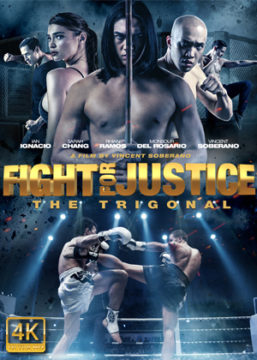 Fight for Justice (The Trigonal)