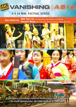 Vanishing Asia: Series