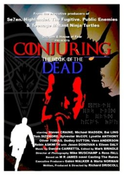 CONJURING – BOOK OF THE DEAD