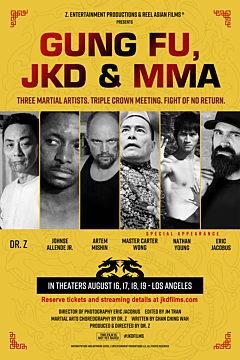 Gung Fu, JKD & MMA