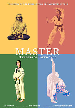Master : Leaders of Taekwondo