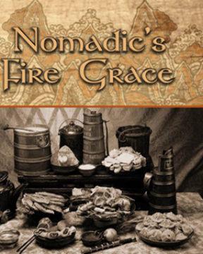 Nomadic's fire grace