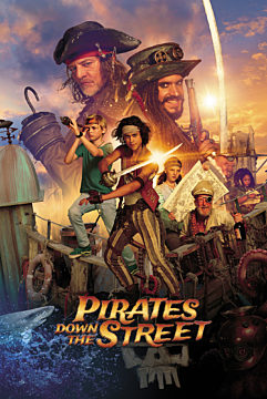 Pirates Down the Street