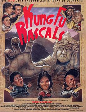 Kung Fu Rascals