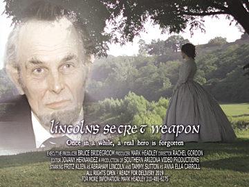 Lincoln's Secret Weapon