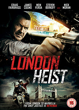London Heist aka Gunned Down