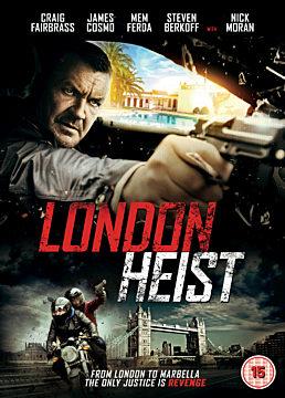London Heist aka Gunned Down