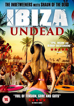 Zombie Spring Breakers aka Ibiza Undead