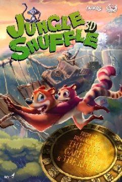 Jungle Shuffle (3D)