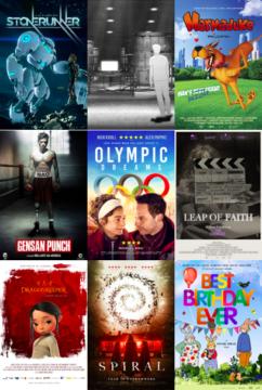 SC Films Promo Reel AFM 2020