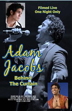 Adam Jacobs - Behind the Curtain