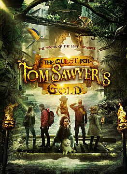 THE QUEST FOR TOM SAWYER'S GOLD