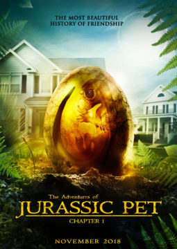 THE ADVENTURES OF JURASSIC PET - CHAPTER 1