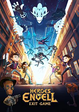 Heroes of Envell. Exit Game