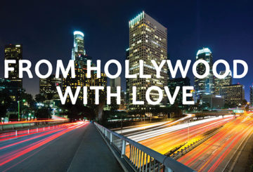 From Hollywood With Love