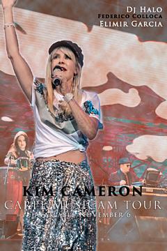 Kim Cameron Carpe Musicam Tour