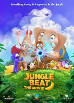 Jungle Beat: The Movie Promo Reel