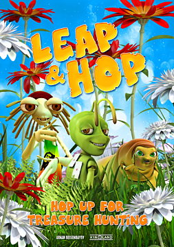 Leap & Hop. Hop up for treasure hunting