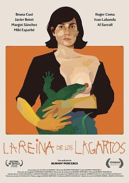 The Lizards' Queen