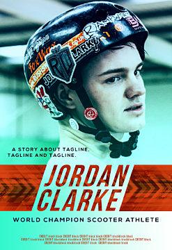JORDAN CLARK - THE STORY OF A CHAMPION