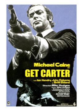THE MAN WHO GOT CARTER