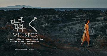 Whisper -sasayaku-