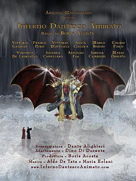 Inferno Dantesco Animato