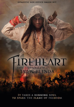 Fireheart. The Legend Of Tadas Blinda