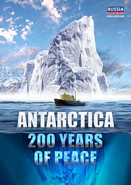 Antarctica: 200 Years of Peace